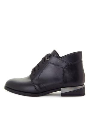 Ботинки черные | 5538129