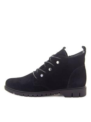 Ботинки черные | 5538132