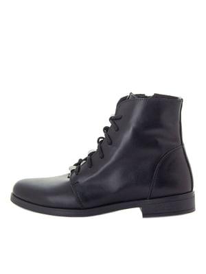Ботинки черные | 5538139