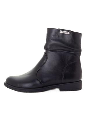 Ботинки черные | 5538148