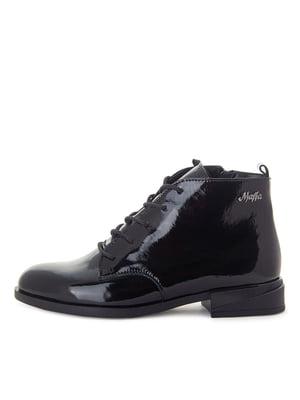 Ботинки черные | 5538149