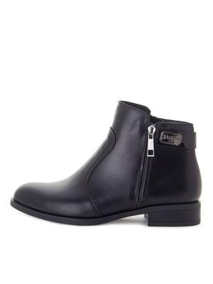 Ботинки черные | 5538151