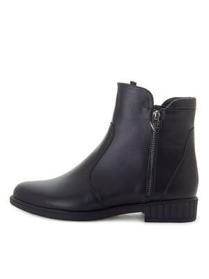 Ботинки черные | 5538152
