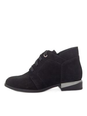 Ботинки черные | 5538153
