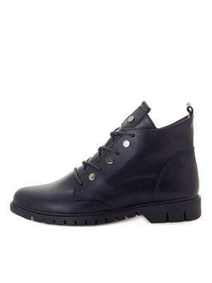 Ботинки черные | 5538156