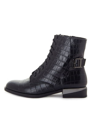 Ботинки черные | 5538162
