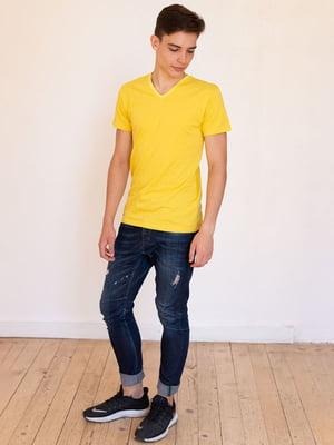 Футболка жовта | 5538108