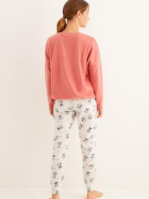Піжама: лонгслів і штани | 5538210