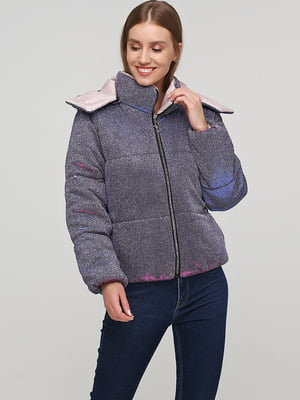 Куртка сіра | 5538299