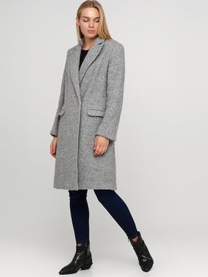 Пальто сіре | 5538307