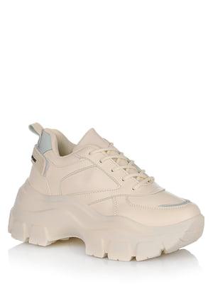 Кросівки бежеві | 5539147