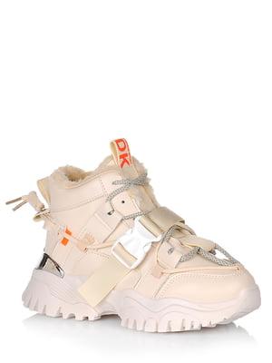 Кросівки бежеві | 5539150