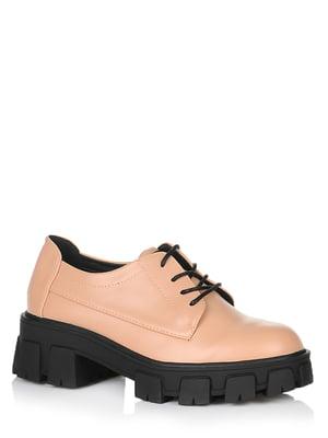 Туфли бежевые | 5539158