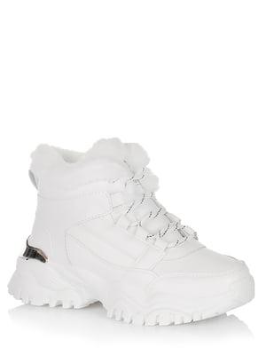 Ботинки белые | 5539177