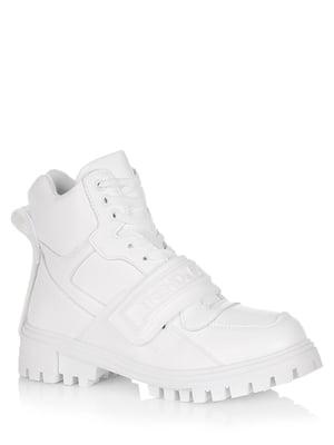 Ботинки белые | 5539178