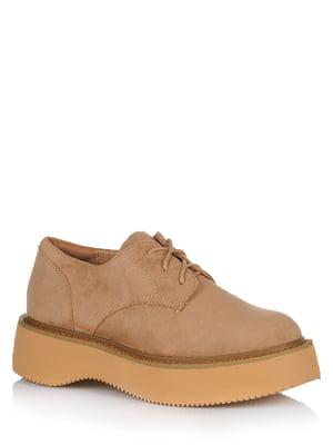 Туфли коричневые | 5539196