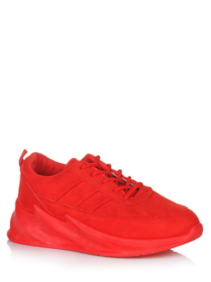 Кроссовки красного цвета | 5539199