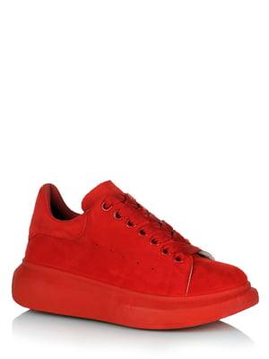 Кроссовки красного цвета | 5539200