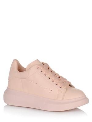 Кроссовки розовые | 5539201