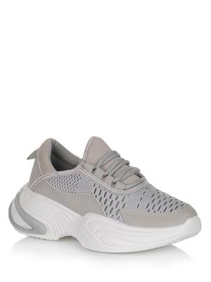 Кросівки сірі   5539210