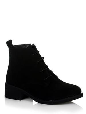 Черевики чорні | 5539219