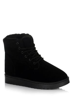 Черевики чорні | 5539233