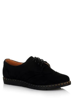 Туфлі чорні | 5539238
