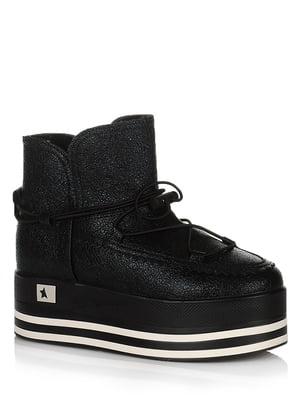 Ботинки черные | 5539247
