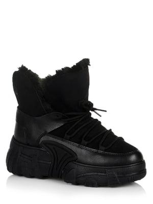 Ботинки черные | 5539249