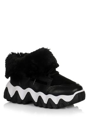 Кросівки чорні | 5539252