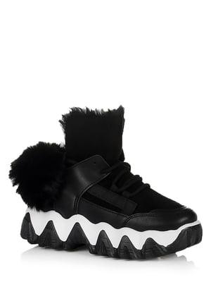 Ботинки черные | 5539254