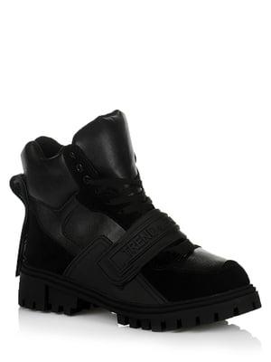 Черевики чорні | 5539255