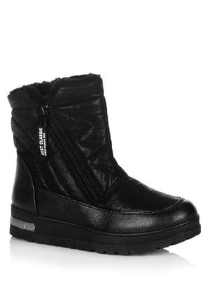 Ботинки черные | 5539256
