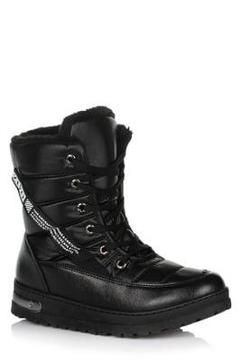 Ботинки черные | 5539257
