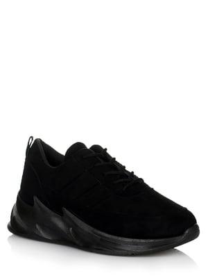 Кроссовки черные | 5539258