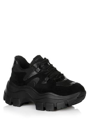 Кроссовки черные | 5539263
