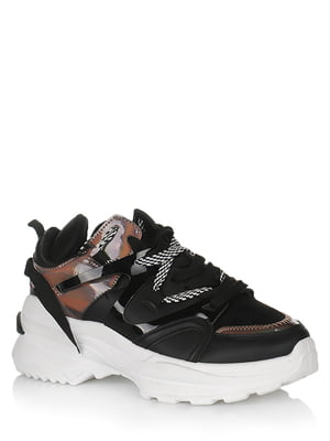 Кроссовки черные | 5539264
