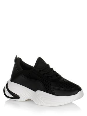 Кроссовки черные | 5539266