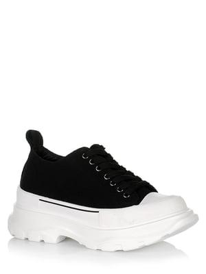 Туфли черно-белые | 5539270