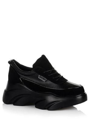 Кроссовки черные | 5539271
