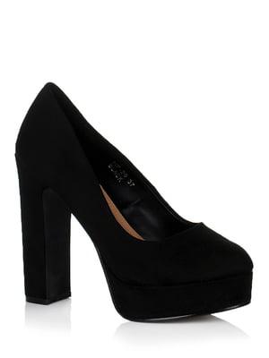 Туфлі чорні | 5539276