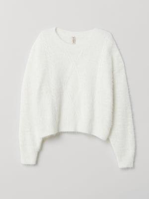 Джемпер білий | 5539449