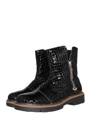 Ботинки черные | 5539342