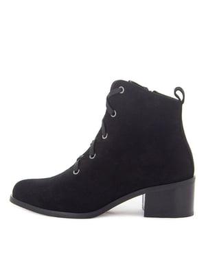 Ботинки черные | 5539683