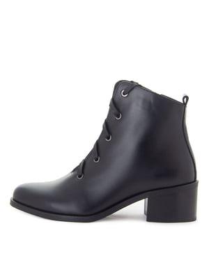 Ботинки черные | 5539684