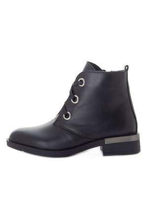 Ботинки черные | 5539690