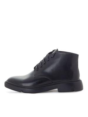 Ботинки черные | 5539704
