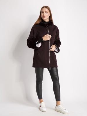 Пальто бордове | 5539771