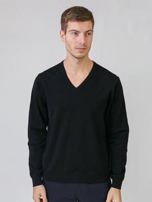 Пуловер черный | 5538288