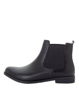 Ботинки черные | 5539819